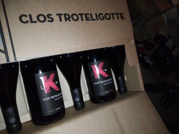 julienvin : K-or clos troteligotte biodynamie nature sans sulfite